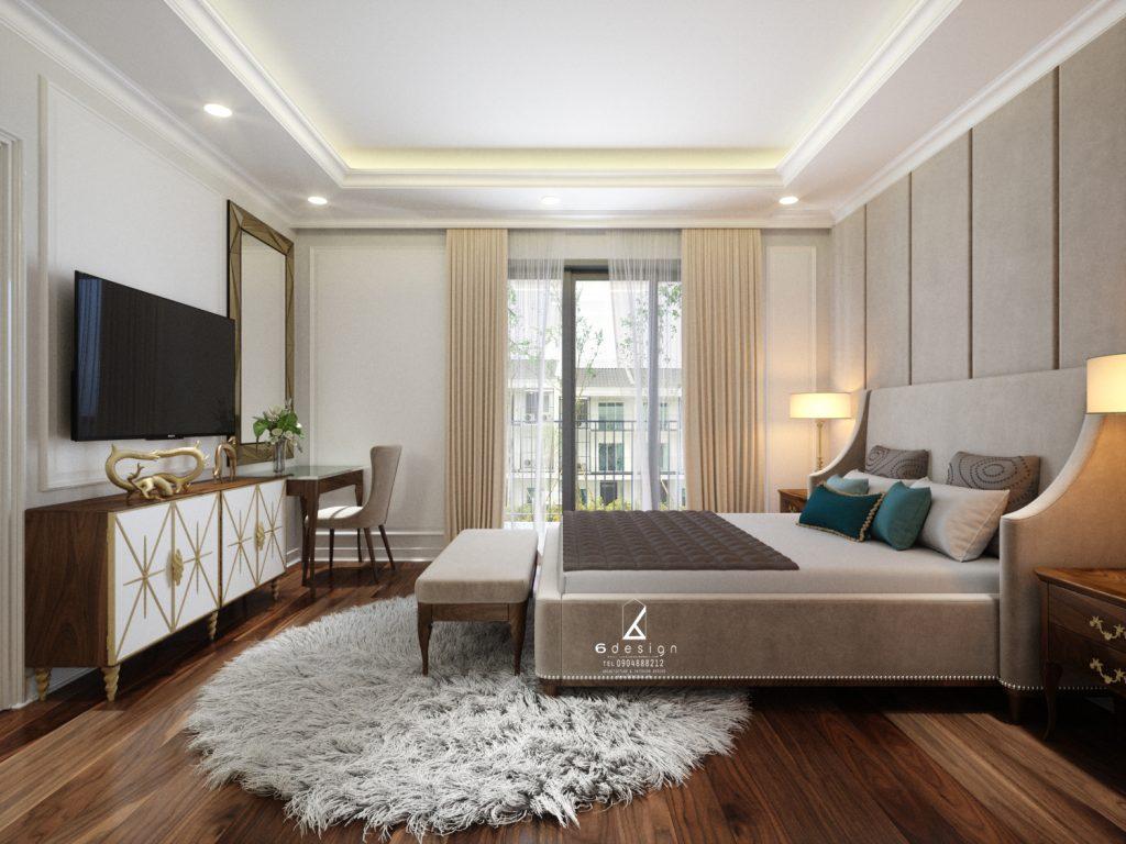 6 Design thiết kế liền kề vườn park city Hà Đông, HN siêu sang trọng !
