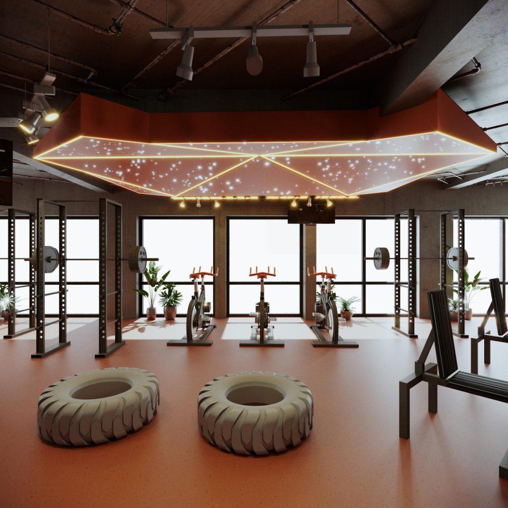 6design-thiet-ke-phong-gym-the-fox-fitness-dau-tien-tai-viet-nam