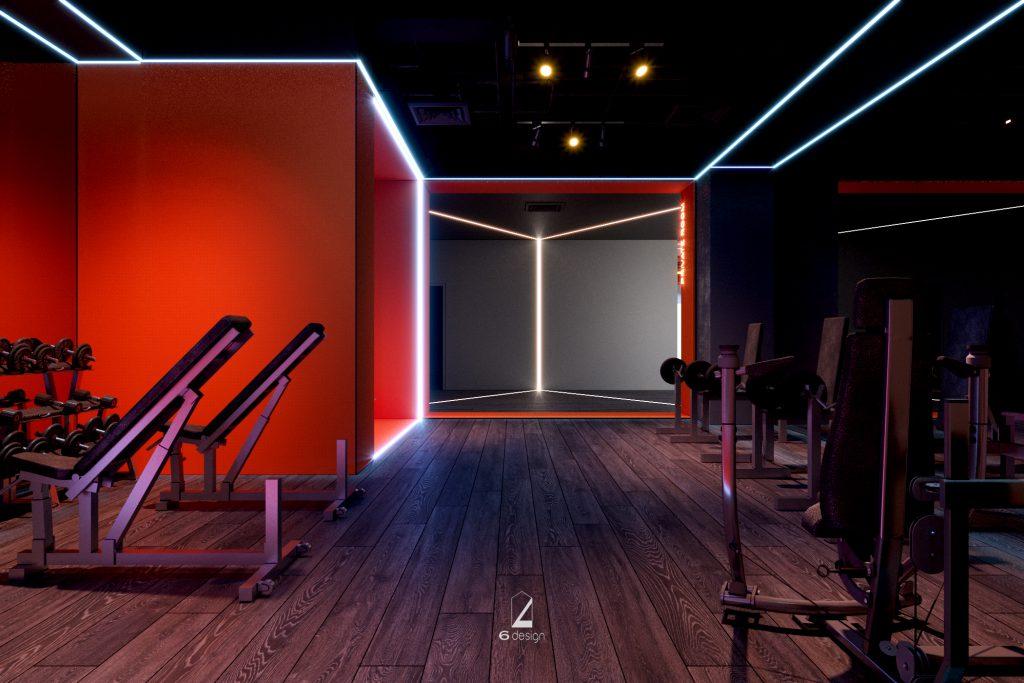 6 Design đã giúp khách hàng phát triển phòng gym như thế nào